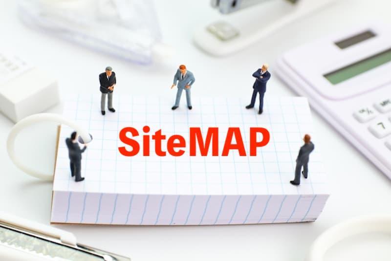 サイトマップ簡単設置