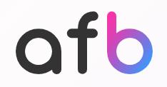 afbアフィB